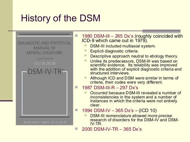 Dsm iii homosexuality criteria