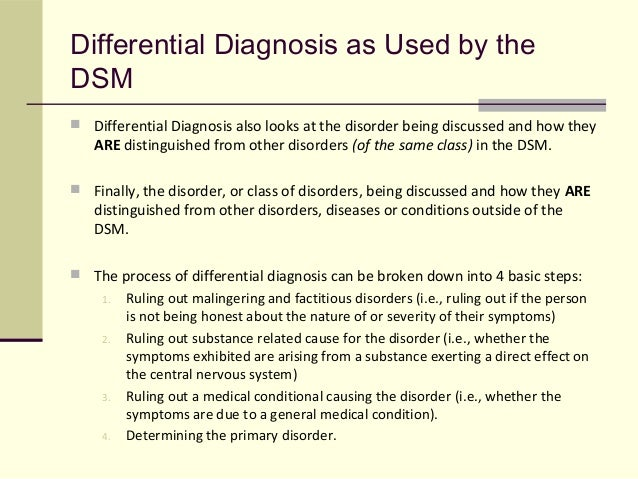 Advantages and Disadvantages of Diagnosis and Labeling