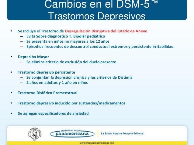 Manual Diagnóstico Y Estadístico De Los Trastornos Mentales Dsm 5