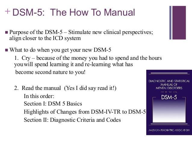 Dsm 5 Codes
