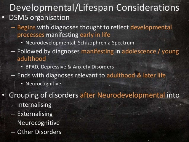 neurodevelopmental and neurocognitive disorders Neurodevelopmental disorders are impairments of the growth and development of the brain or central nervous system a narrower use of the term refers to a.