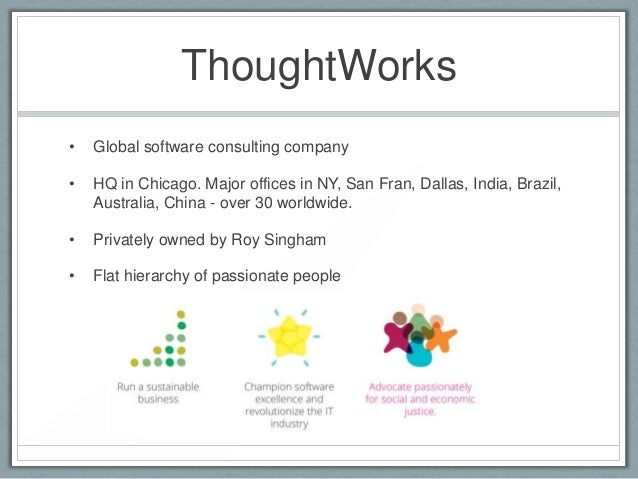 Data Science Consulting at ThoughtWorks -- NYC Open Data Meetup Slide 3