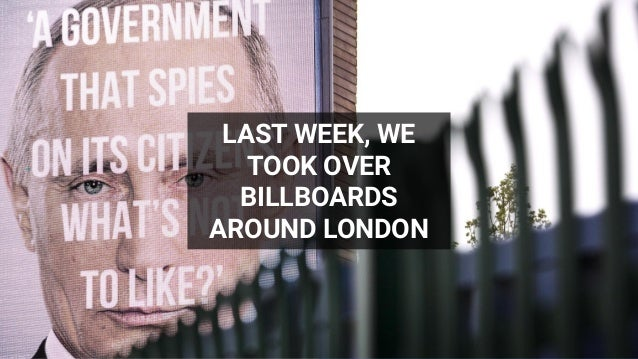 Don't Spy On Us - Dictators campaign Slide 2