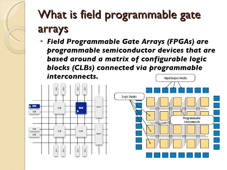 Field Programmable Gate Arrays (FPGA)