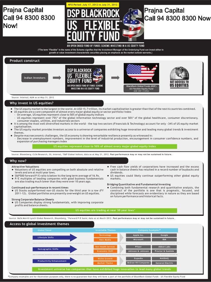 NFO Period: July 17, 2012 to July 31, 2012Prajna Capital                                                                  ...