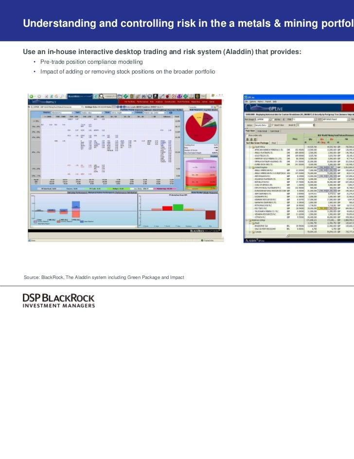 Cxl trading system