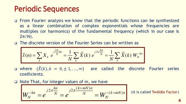 DSP_FOEHU - MATLAB 04 - The Discrete Fourier Transform (DFT)