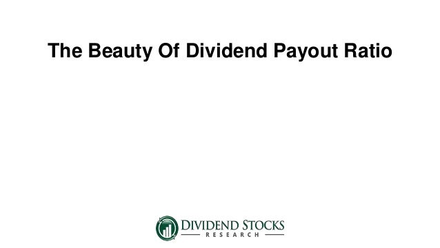 determinants of dividend payout ratio This paper examines the determinants of dividend payout ratio by analysing a sample of 155 uk companies that account for 74% of the market capitalization of the entire london stock exchange from 2005 to 2010.