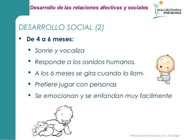 Desarrollo De Las Relaciones Afectivas Y Sociales De 0 A 3 Anos
