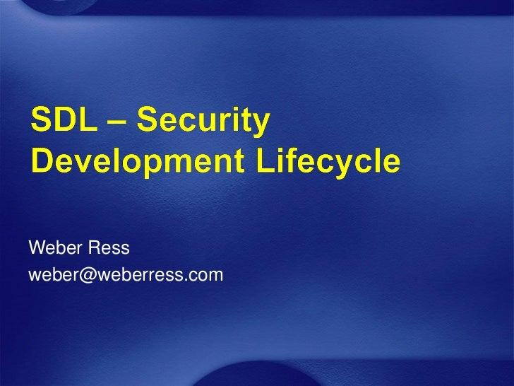 Weber Ressweber@weberress.com
