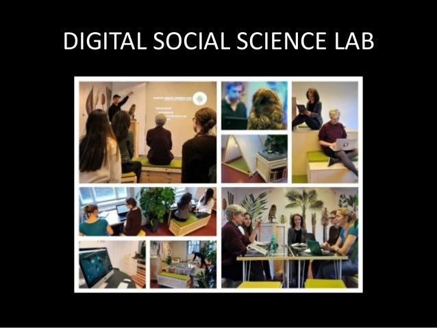 DIGITAL SOCIAL SCIENCE LAB