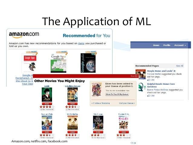 Fraud  Detection   https://www.mapr.com/blog/new-‐age-‐fraud-‐analytics-‐machine-‐learning-‐hadoop   Skytree ...