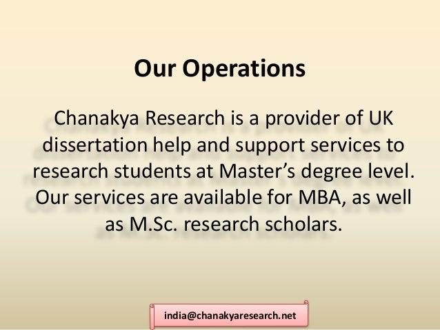 Masters dissertation writing services uk