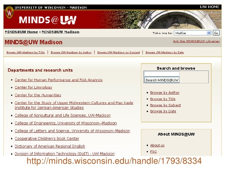 http://minds.wisconsin.edu/handle/1793/8334