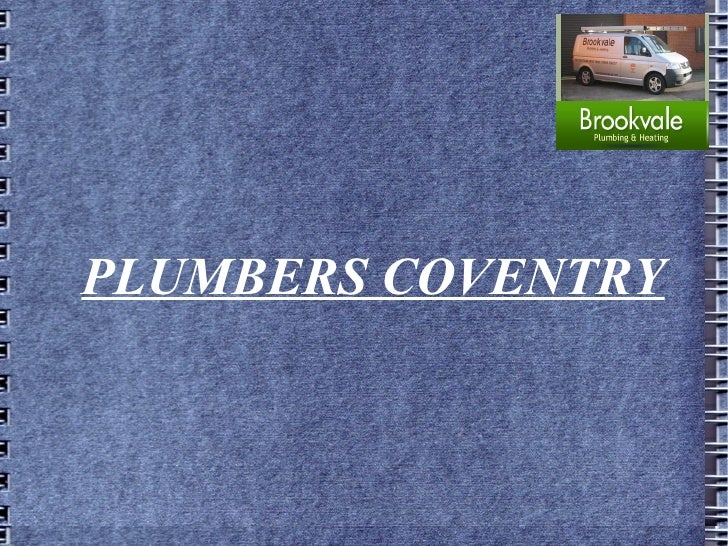 PLUMBERS COVENTRY