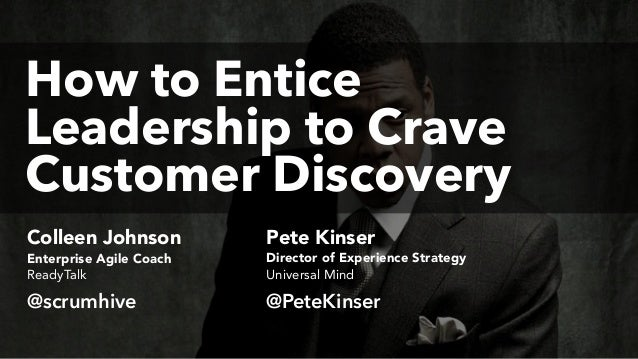 How to Entice 