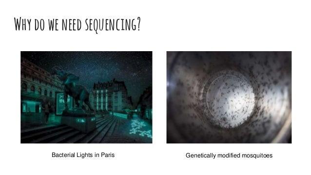 Whydoweneedsequencing? CRISPR/Cas9