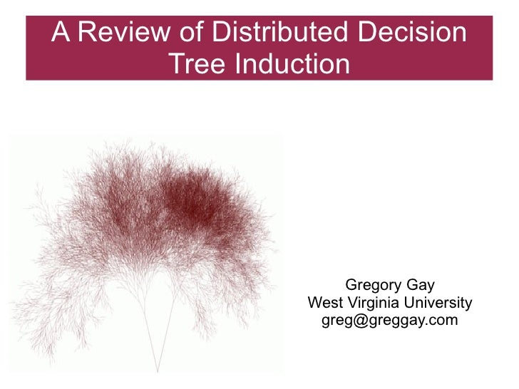 a review of decision trees Decision trees are a useful tool to help in the extraction of information from databases, but all too often this ability is clouded by the complexity of the tree structure resulting from the decision tree algorithm.