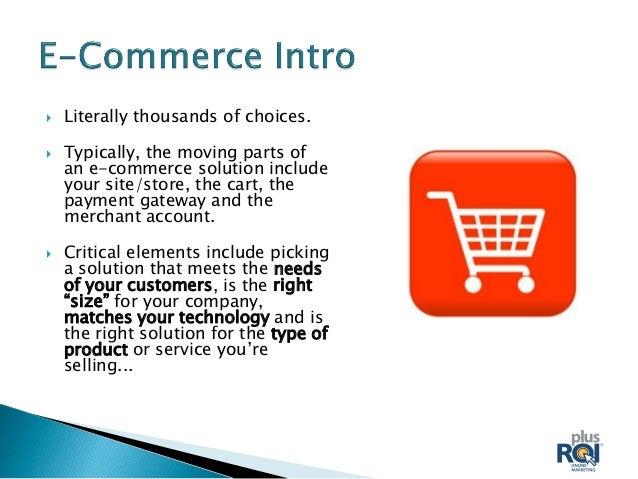 Ecommerce, Analytics & Ad Targeting -2013-03-28 Slide 3