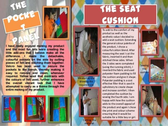 Gcse textiles coursework client profile