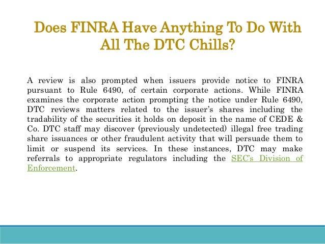 DTC Q & A