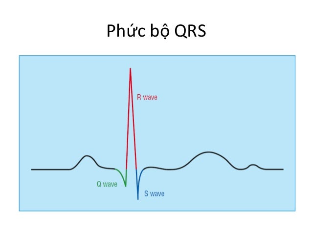 Phức  bộ  QRS