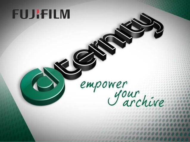 Fujifilm Private and Confidential 1