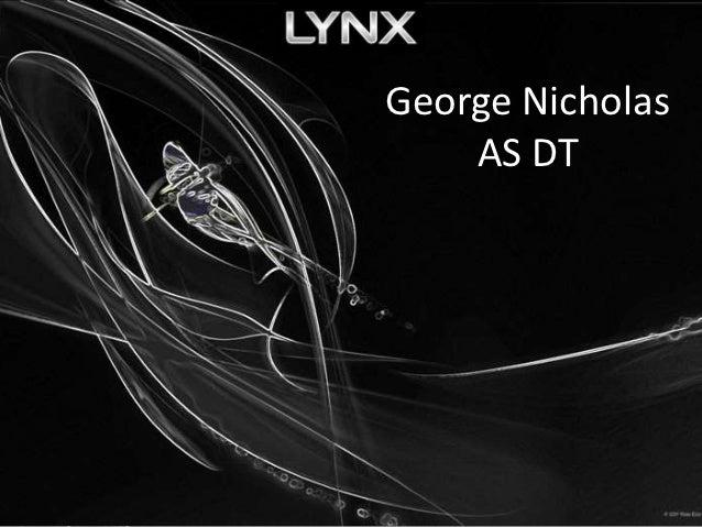 George Nicholas    AS DT