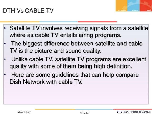 satellite tv vs cable which is better