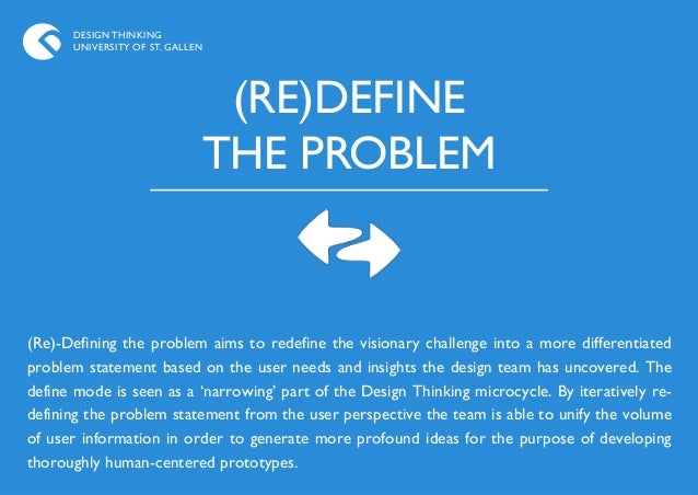 design thinking definition