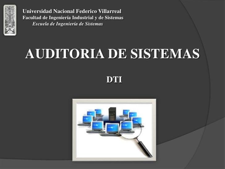 Universidad Nacional Federico VillarrealFacultad de Ingeniería Industrial y de Sistemas    Escuela de Ingeniería de Sistem...