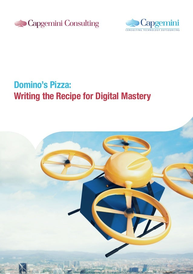 1 Domino's Pizza: Writing the Recipe for Digital Mastery