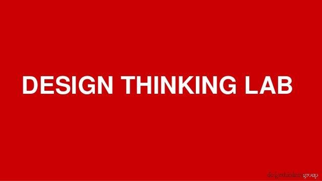 DESIGN THINKING LAB