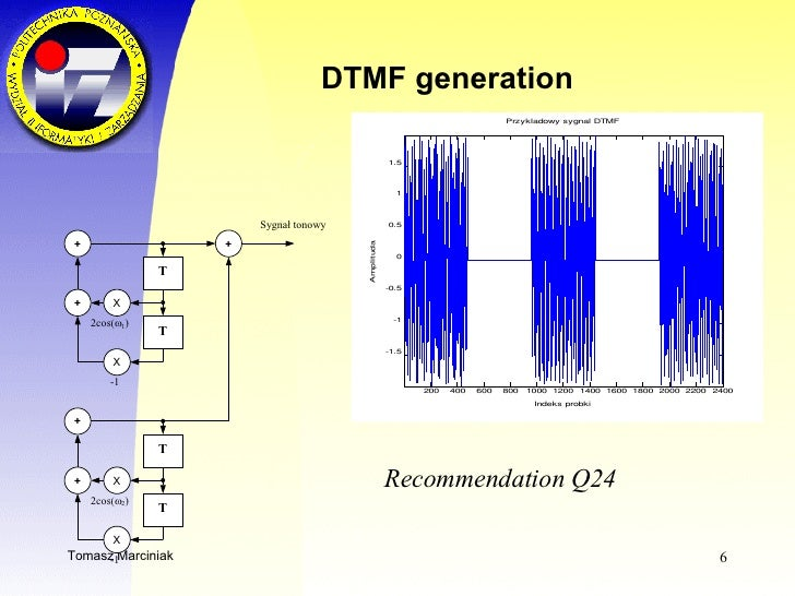 Dtmf Detection