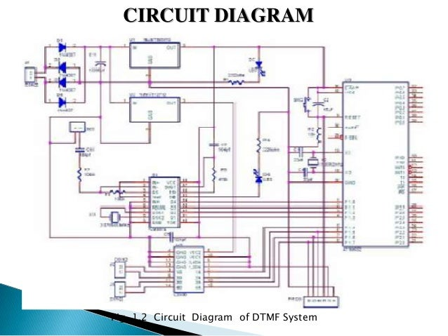 Dtmf Based Different Load Control