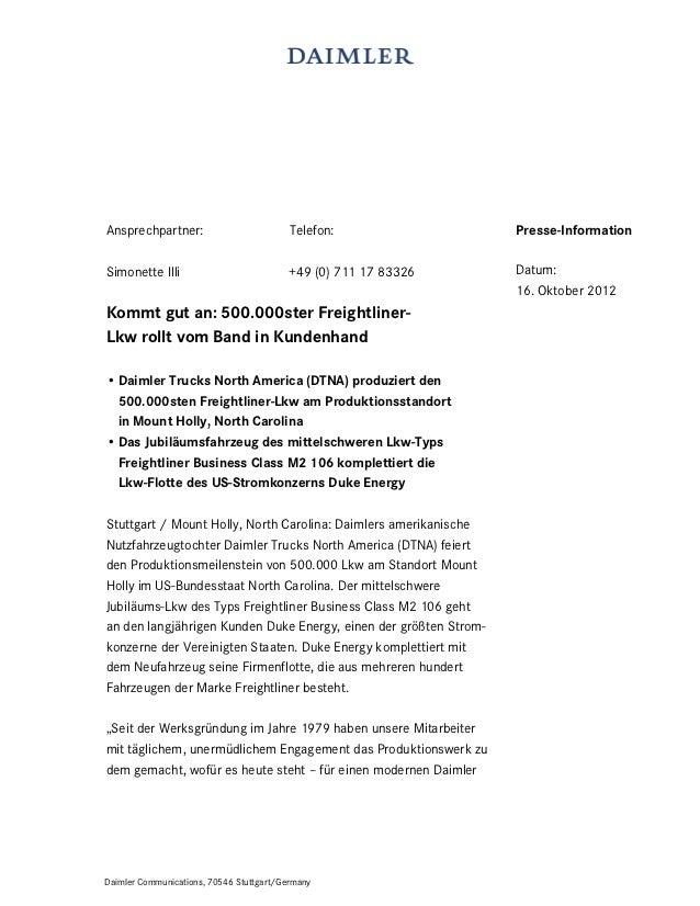 Ansprechpartner:                          Telefon:                 Presse-InformationSimonette Illi                       ...