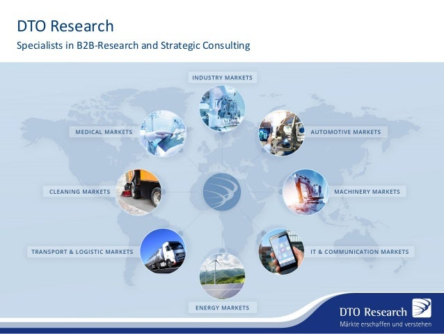DTO Research Specialists in B2B-Research and Strategic Consulting