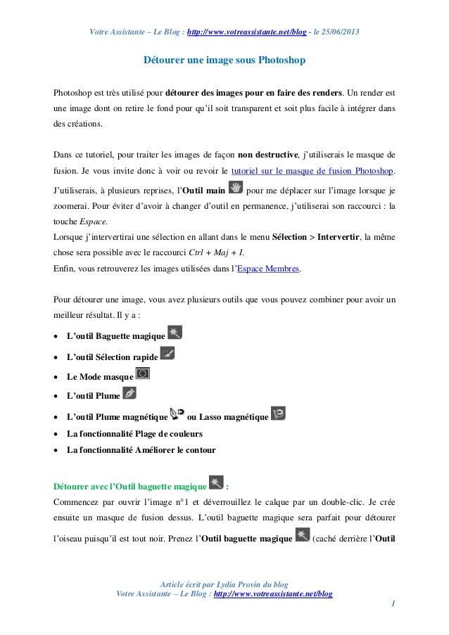 Votre Assistante – Le Blog : http://www.votreassistante.net/blog - le 25/06/2013 Article écrit par Lydia Provin du blog Vo...