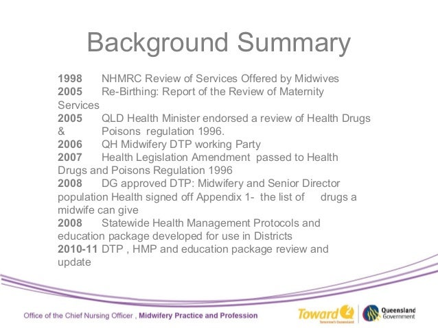 midwifery models of care implementation guide queensland health