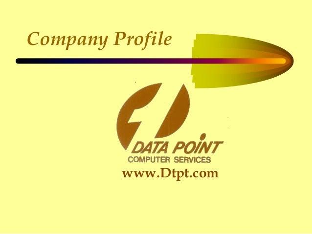 Company Profile www.Dtpt.com