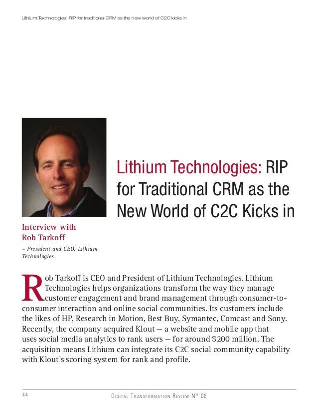 Lithium Technologies Intern Interview Questions   Glassdoor.ca