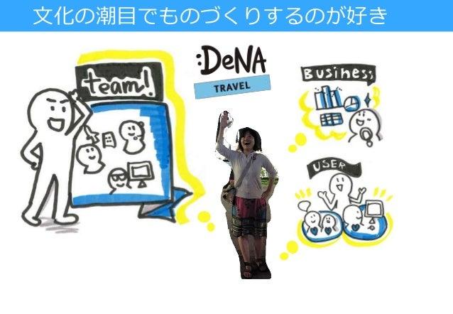webサービスでのUXデザイン 発表スライド Slide 3