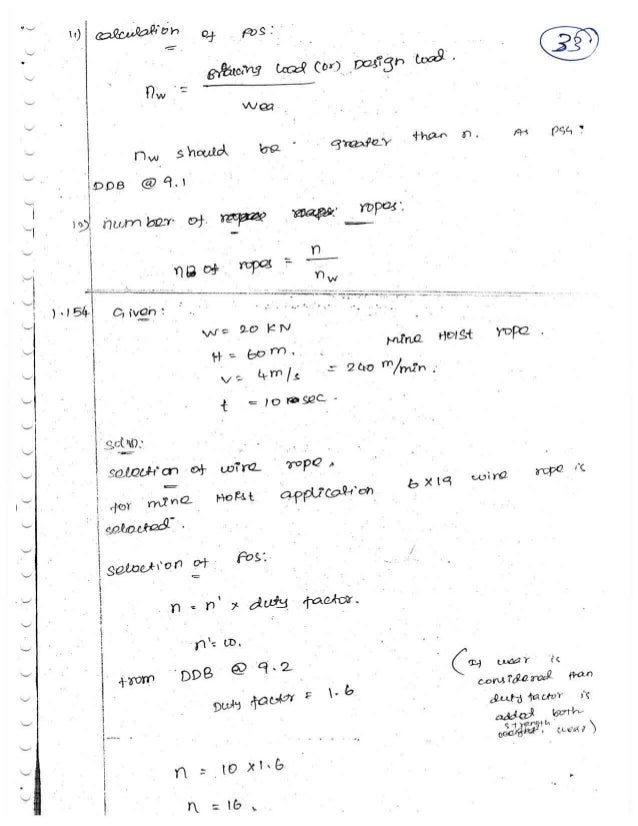 Me6601 Design Of Transmission System Notes And Question Bank