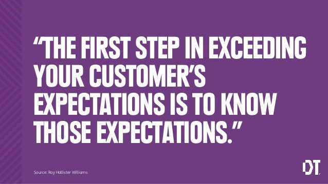 4 Ways Brands Can Exceed Customer Expectations