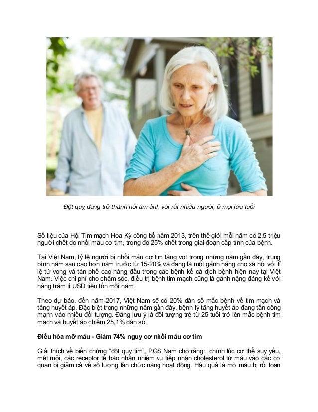 Đột quỵ đang trở thành nỗi ám ảnh với rất nhiều người, ở mọi lứa tuổi Số liệu của Hội Tim mạch Hoa Kỳ công bố năm 2013, tr...