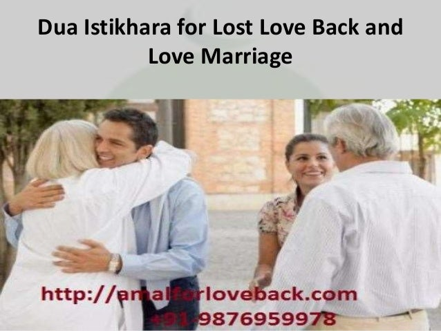 lost love after marriage