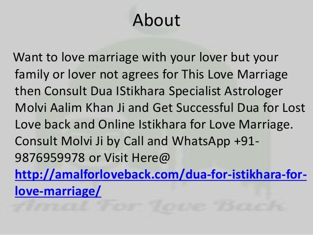 Dua istikhara for lost love back and love marriage dua istikhara for lost love back and love marriage 2 altavistaventures Image collections