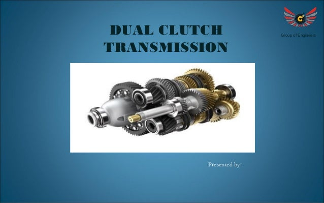 dual clutch transmission essay
