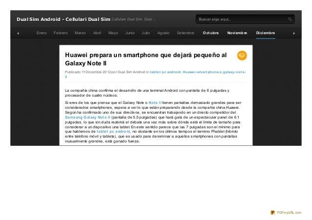 Dual Sim Android - Cellulari Dual Sim Cellulare Dual Sim, Dual ...                                            Buscar algo ...