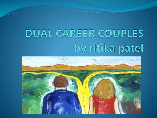 """dual career couples In a room filled with hundreds of c-suite executives, one of my former colleagues and i recently asked everyone to stand up then, we asked, """"those of you who have spouses or partners who stay."""